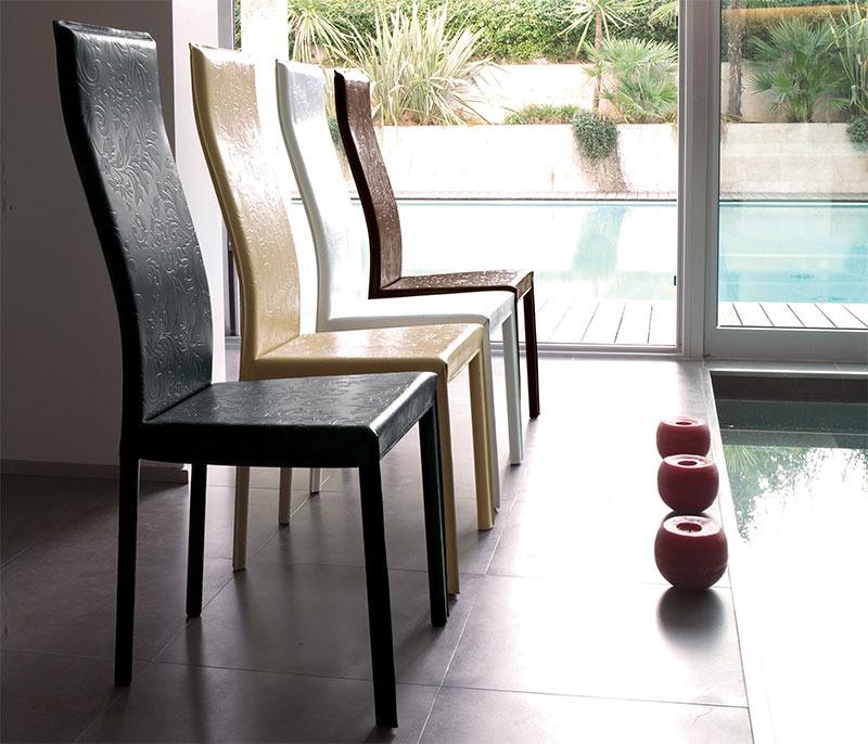 sillas de madera modernas